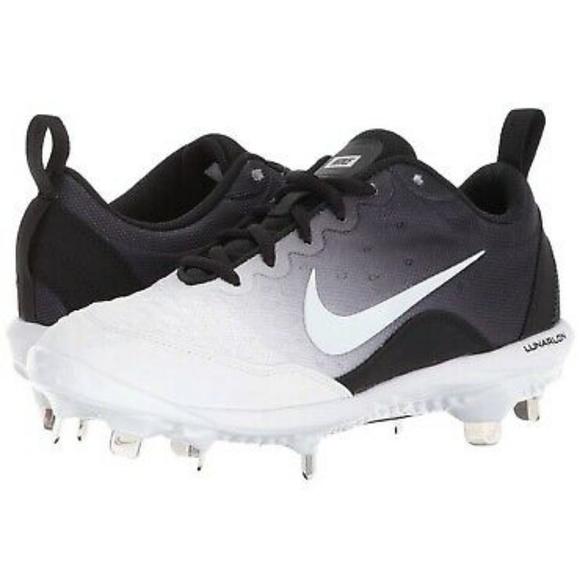 sneakers for cheap 52241 c6048 Nike Lunar Hyperdiamond 2 Women s Softball Cleats